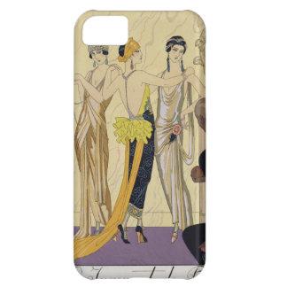 The Judgement of Paris, 1920-30 (pochoir print) iPhone 5C Case