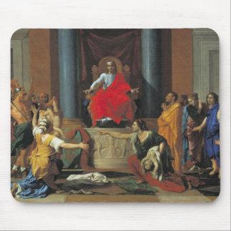 The Judgement of Solomon, 1649 Mouse Mat