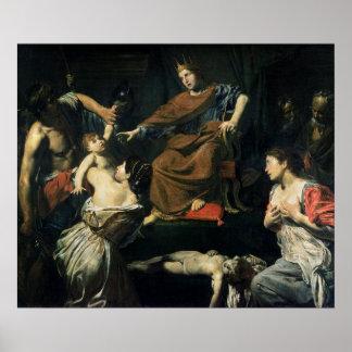 The Judgement of Solomon Poster