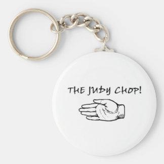 The Judy Chop! Keychain