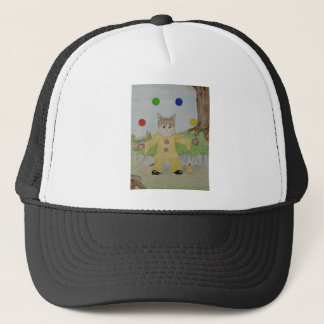 The Juggling Kitten Trucker Hat