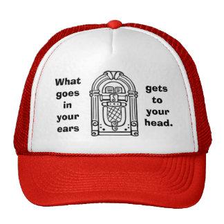 The Jukebox Hat
