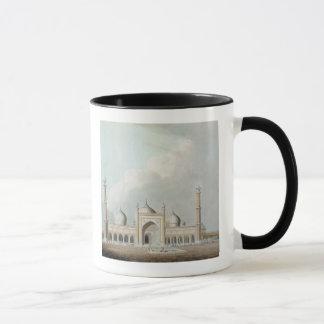 The Jummah Musjed, Delhi, plate XXIII from 'Orient Mug