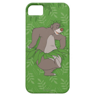 The Jungle Book Baloo with Grass Skirt iPhone 5 Cover