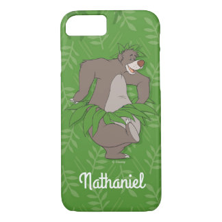The Jungle Book Baloo with Grass Skirt | Your Name iPhone 8/7 Case