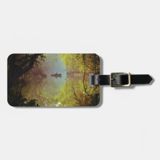 The Jungle Book | Laid Back Poster Luggage Tag