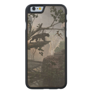 The Jungle Book | Mystery of the Jungle Carved Maple iPhone 6 Case
