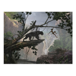 The Jungle Book | Mystery of the Jungle Postcard