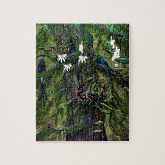 The Jungles of Tikal Jigsaw Puzzle