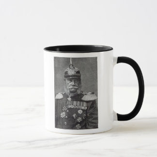 The Kaiser Wilhelm, from 'Leisure Hour', 1888 Mug