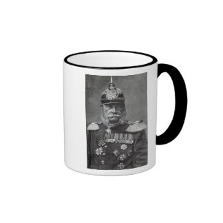 The Kaiser Wilhelm from Leisure Hour 1888 Mugs