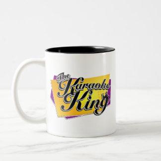 The Karaoke King Mug