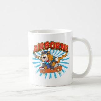 The Kat Skateboard Coffee Mug