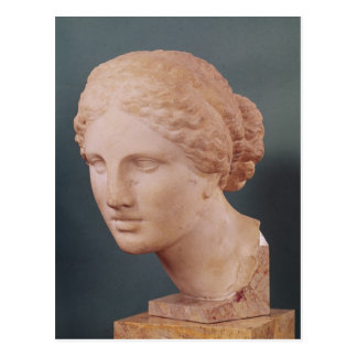 The Kauffmann Head, Head of Aphrodite Postcard
