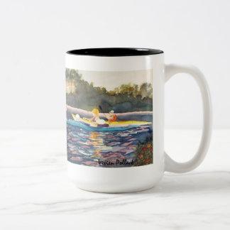 The Kayakers MUG