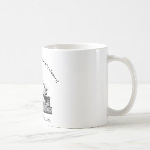 The Keeler family home Mug