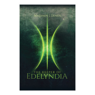 The Keeper of Edelyndia Stationery Design