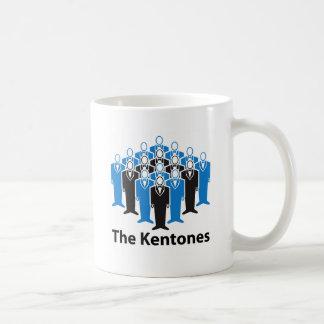 The Kentones Basic White Mug