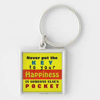 THE KEY - Keychain Truism / Philosophy