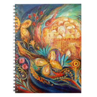 The Key of Jerusalem Note Books
