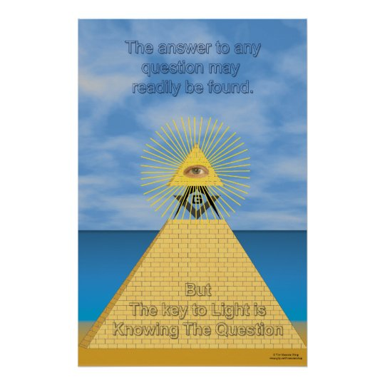 The Key to Light Poster