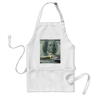 The Key To Success Standard Apron
