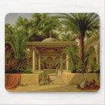 The Khabanija Fountain, Cairo, 1845 Mouse Mat