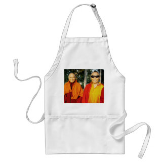 The Khenpo Rinpoches in India Apron