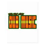 the kids want DUB MUSIC Post Cards