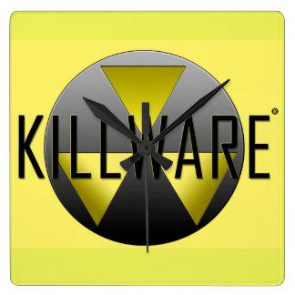 The KillWare® Chronicles Clock