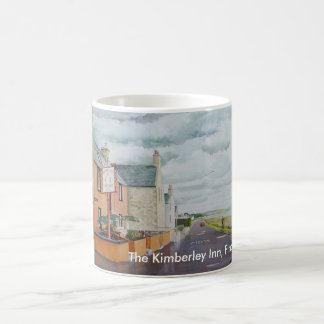 The Kimberley Inn, Findhorn. Mug