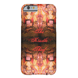 The Kindle Thief 2 iPhone 6/6s Case