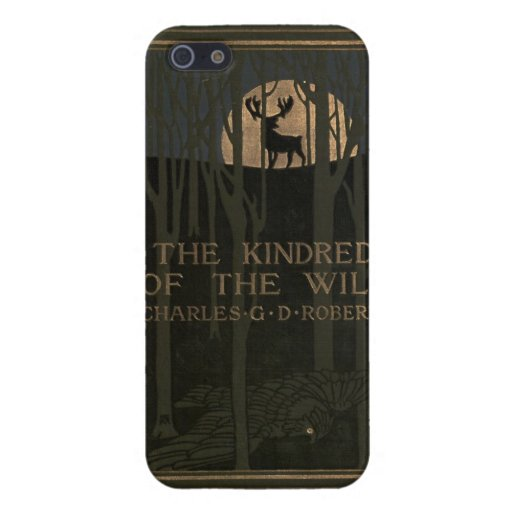 The kindred of the wild a book of animal life 1902 cases for iPhone 5