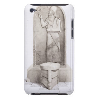 The King and Sacrificial Altar, Nimrud, plate 4 fr iPod Touch Cases