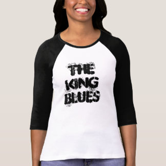 THE KING BLUES TEE SHIRTS