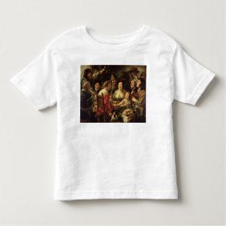 The King Drinks Toddler T-Shirt