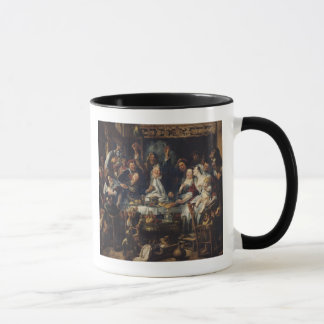 The King is Drinking Mug