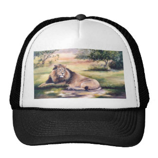 The King Liion Hat
