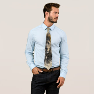 The King Lion Tie