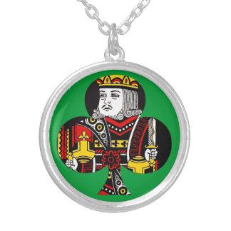 The King of Clubs Custom Jewelry