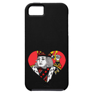 The King of Hearts iPhone 5 Case