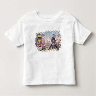 The King of Rome, 1814 - cartoon showing Napoleon Toddler T-Shirt