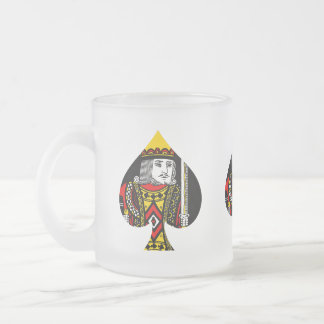 The King of Spades Mugs