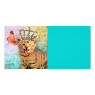 The King Picture Card