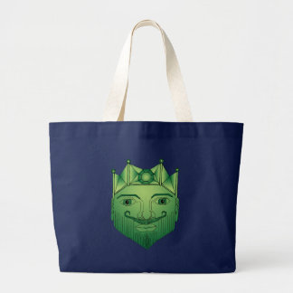 The King Canvas Bag