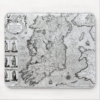 The Kingdom of Ireland Mouse Mat
