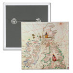 The Kingdoms of England and Scotland Pin