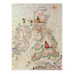 The Kingdoms of England and Scotland Postcard