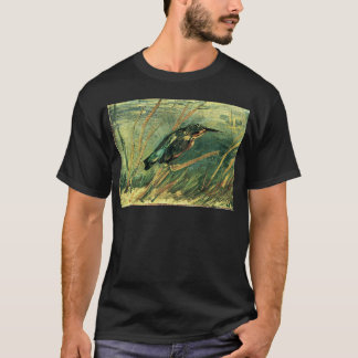 The Kingfisher by Vincent van Gogh T-Shirt