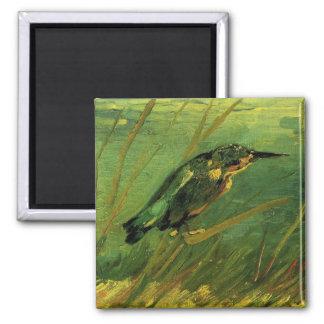 The Kingfisher Vincent van Gogh Fridge Magnets